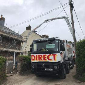 Professional on site concrete services ringwood
