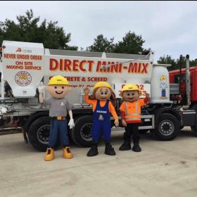 direct mini mix team