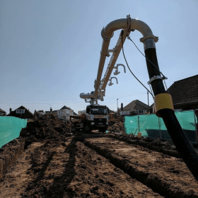 Professional on site concrete services Dorchester