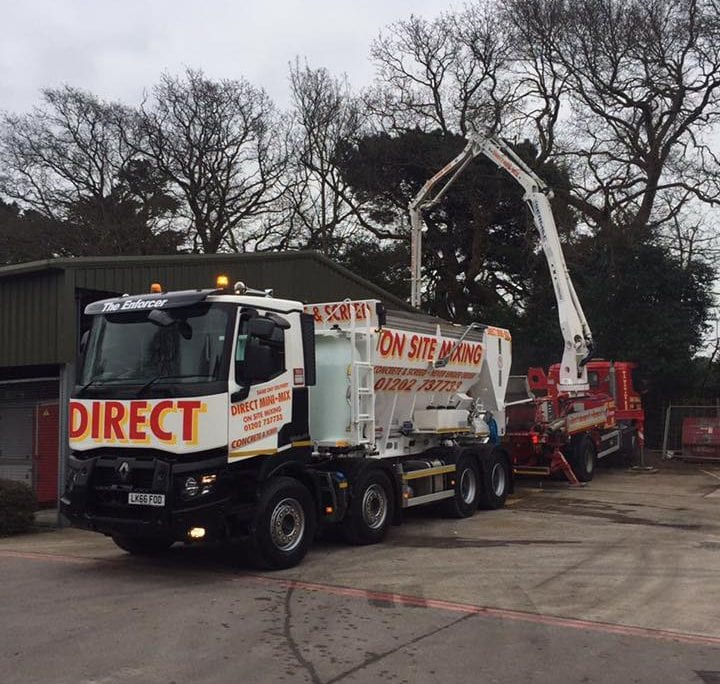 concrete companies in ringwood