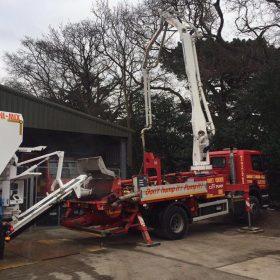 Foamed concrete services Bournemouth