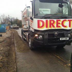 Direct Mini Mix Limited Commercial concrete suppliers