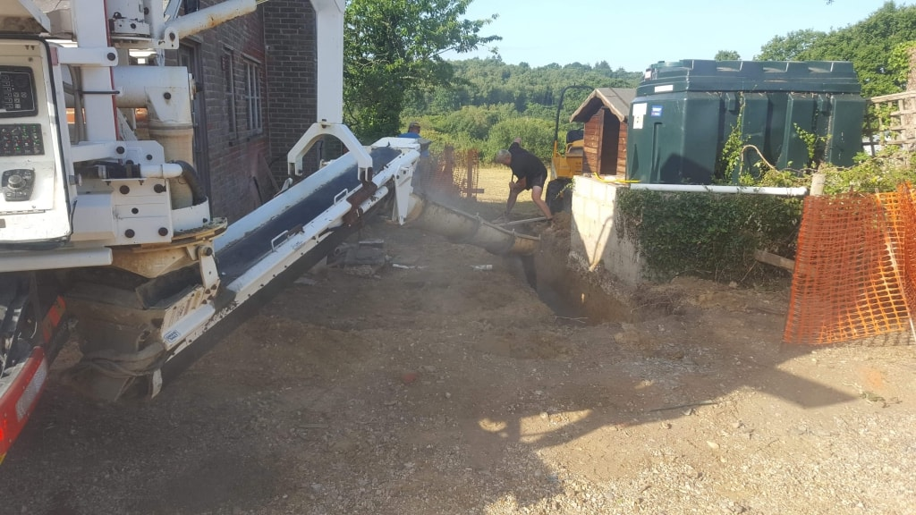 landscaping services in dorset
