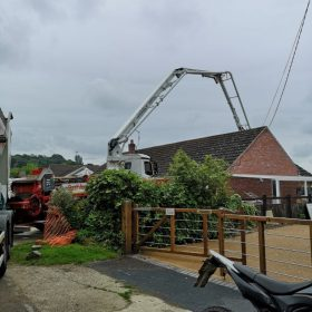 on site concrete mixing in ringwood