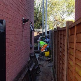Professional on site concrete services in dorchester