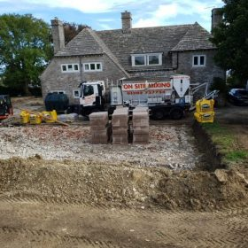 Liquid screed pumping in bournemouth