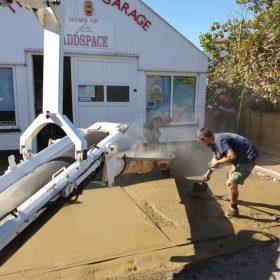 On site concrete company dorset