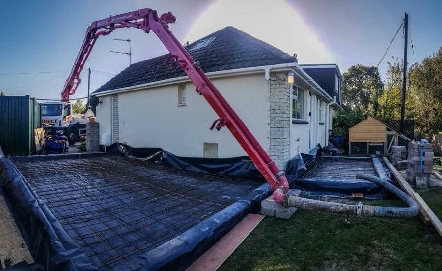 domestic concrete company dorchester