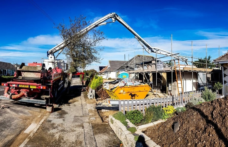 Domestic Concrete supplier