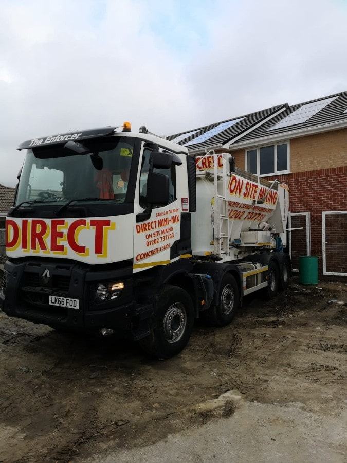 local Commercial concrete ringwood