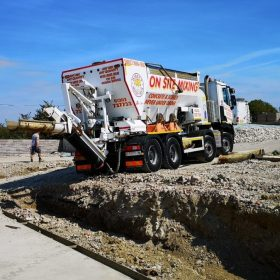 local Commercial concrete
