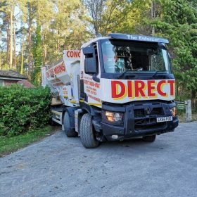 Commercial concrete company in ringwood