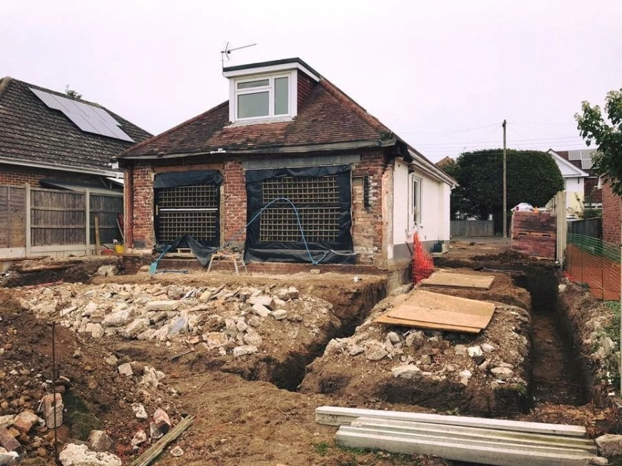domestic concrete company ringwood