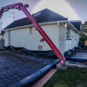 fast drying screed poole