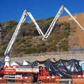 concrete company dorchester