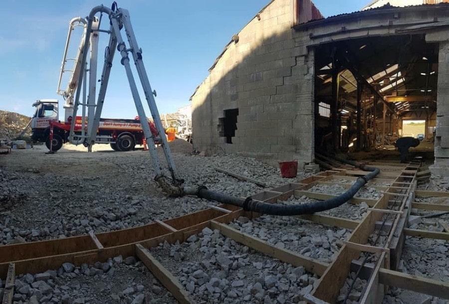 concrete company dorset