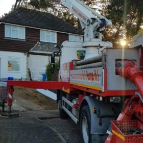 Domestic fast dry screed in poole