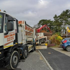 Commerical concrete in poole