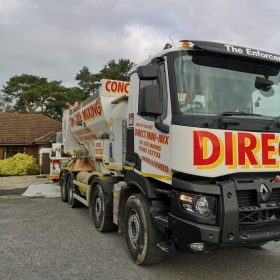 Commerical concrete in bournemouth