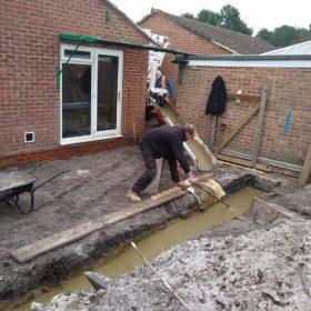 Domestic concrete in bournemouth