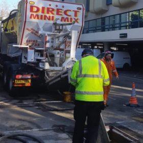 liquid concrete specialists in bournemouth