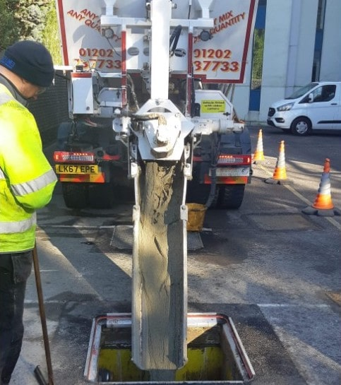 liquid concrete specialists in ringwood