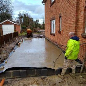 On site concrete company ringwood