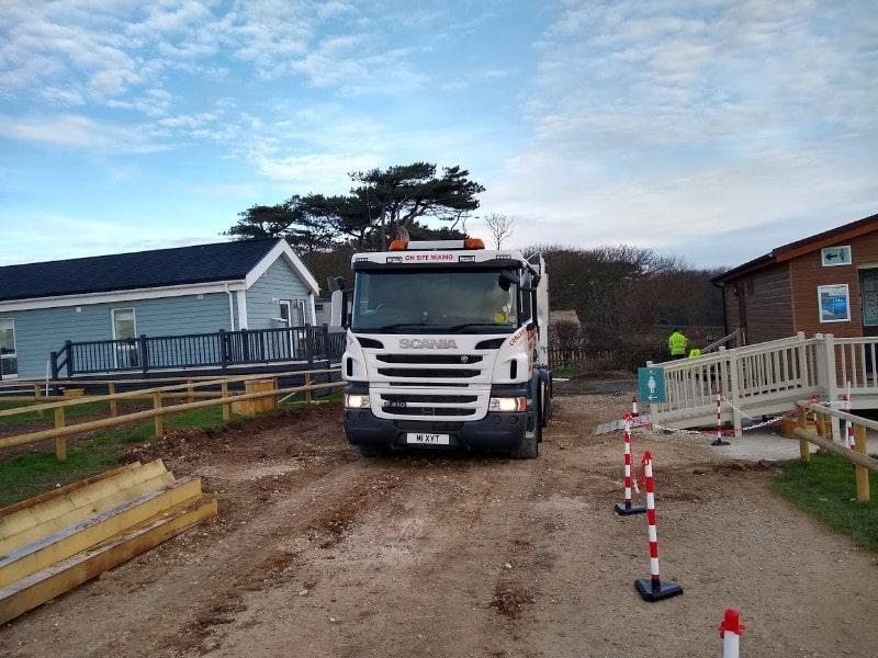 bournemouth concrete company