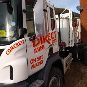 Foamed concrete services in bournemouth