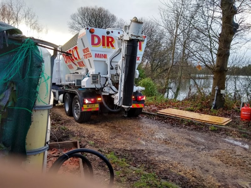 Domestic concrete supplier in ringwood