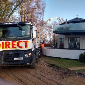 Home use concretes