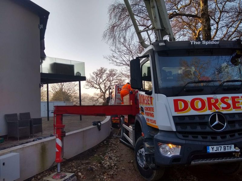 smooth concrete service in ringwood