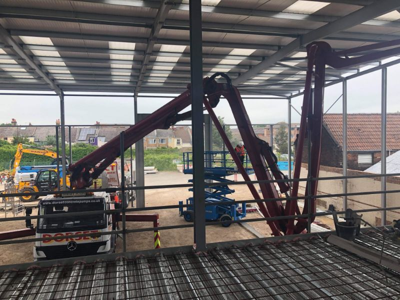 Liquid screed specialists in Poole