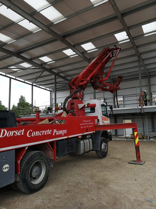 Liquid screed specialists in Dorchester