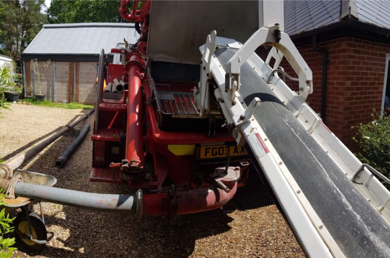 Local liquid screed specialists Bournemouth