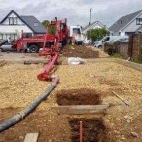 Commercial Liquid Concrete services in dorchester