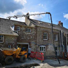 Domestic Liquid Concrete services in poole