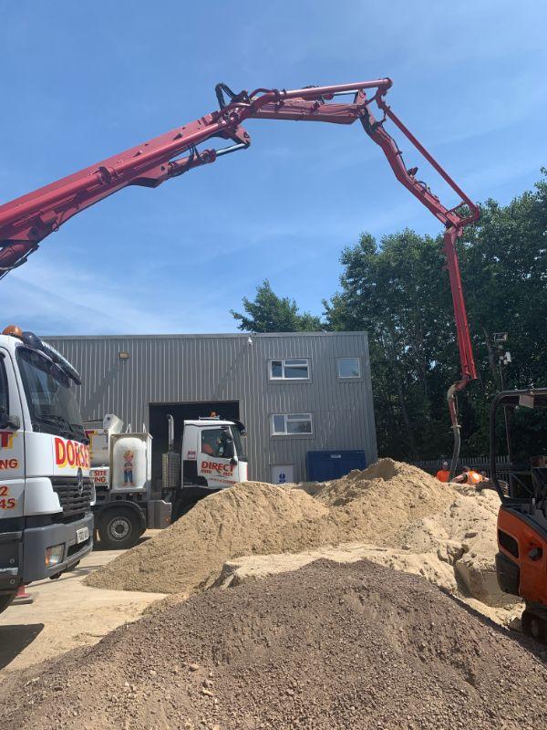 commercial Concrete services Ringwood
