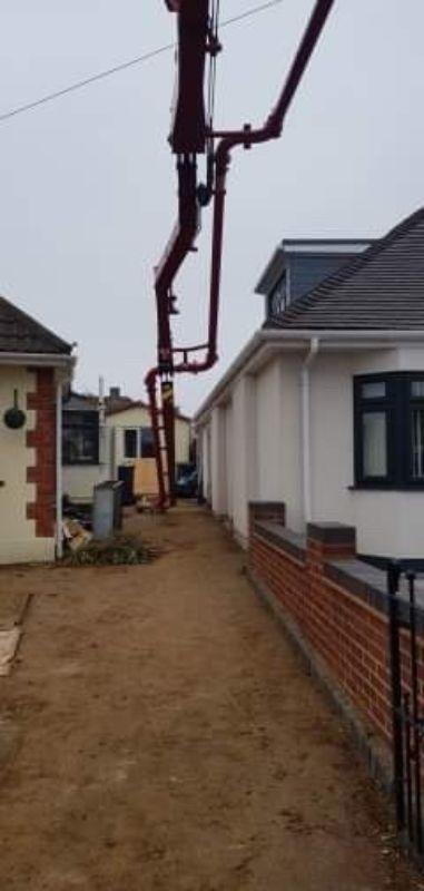 Domestic Liquid Concrete services in Dorchester