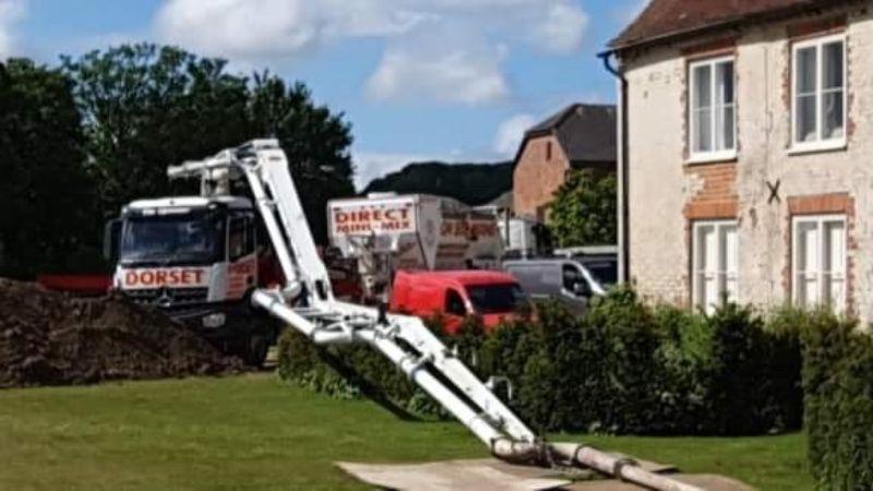 Domestic Liquid Concrete services in ringwood