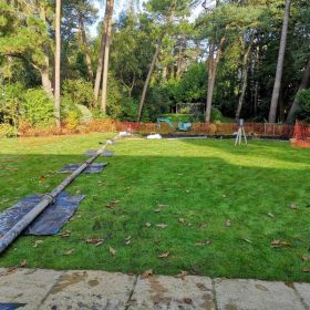 Domestic Concrete driveway services in bournemouth