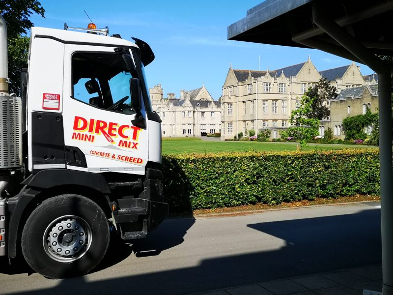 Best concrete pumping specialists dorset