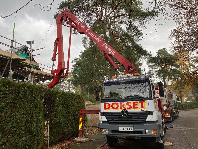 Domestic concrete supplier in poole