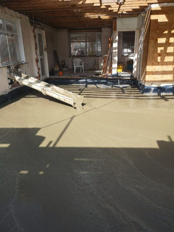 concrete supplier company poole