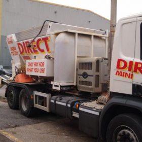 Commercial Concrete Direct Mini Mix Limited