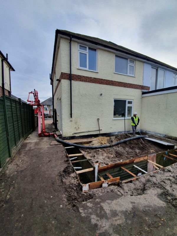 Best commercial concrete pumping specialists in dorset