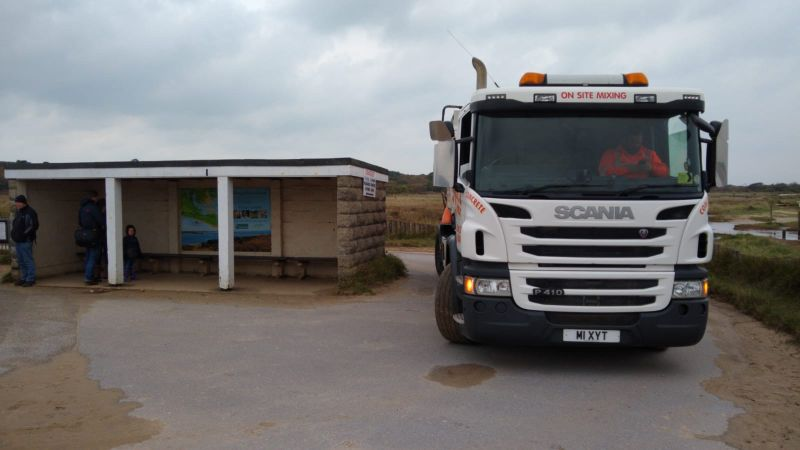 domestic concrete pumping specialists in poole