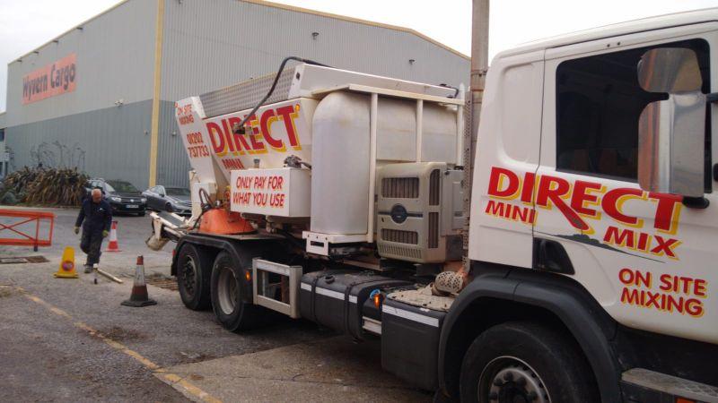 domestic concrete pumping specialists in dorset