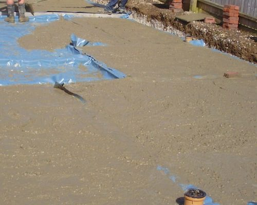 Concrete for Commercial Projects Dorset