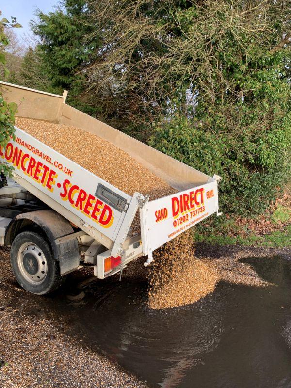 Dorset Mnin Mix Concrete and Gravel Suppliers